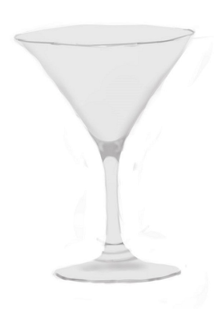 ex-martini-glass